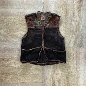 Nice Bear River Outdoor Clothing Mesh Hunting Vest
